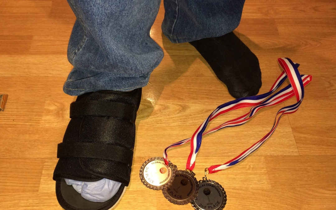 MEDALS AND BRUISES: CANADA SALSA & BACHATA CONGRESS